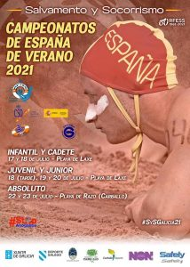 Campeonatos de España de Verano 2021