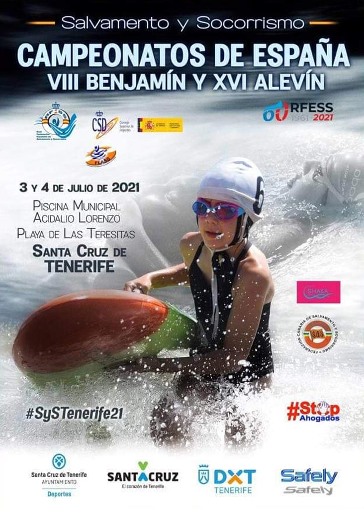 Campeonatos de España VIII Benjamín y XVI Alevín